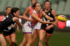 AFLW 2018 - U18 Exhibition Match