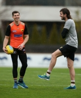 AFL 2018 Training - Hawthorn 310818