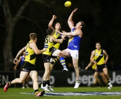 VFL 2018 Qualifying Finals - Richmond v Williamstown