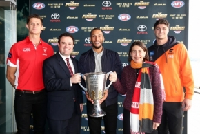 AFL 2018 Media - Toyota AFL Finals Series in Sydney
