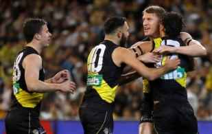 AFL 2018 First Qualifying Final - Richmond v Hawthorn