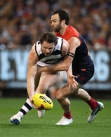 AFL 2018 First Elimination Final - Melbourne v Geelong