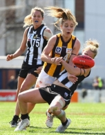 VFLW 2018 Semi Final - Collingwood v Hawthorn