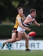 VFL 2018 Semi Final - Geelong v Box Hill