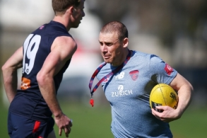 AFL 2018 Training - Melbourne 110918