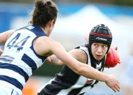 VFLW 2018 Preliminary Final - Collingwood v Geelong