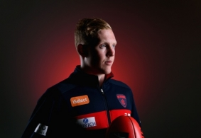 AFL 2018 Media - Melbourne Demons Media Opportunity 180918
