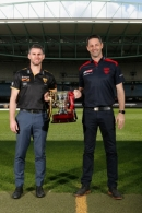 AFL 2018 Media - VFL & VFLW Grand Final Press Conference