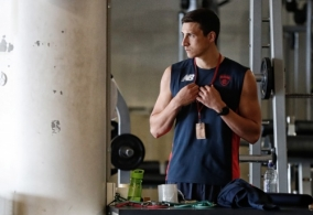 AFL 2018 Training - Melbourne Gym Session 190918