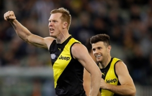 AFL 2018 First Preliminary Final - Richmond v Collingwood