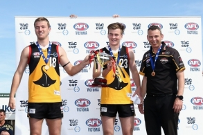 TAC Cup 2018 Grand Final - Dandenong v Oakleigh