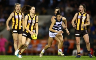 VFLW 2018 Grand Final - Hawthorn v Geelong