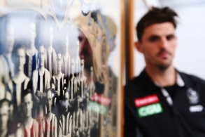 AFL 2018 Media - Collingwood Media Opportunity 240918