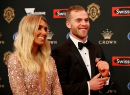 AFL 2018 Media - Swisse Brownlow Red Carpet Arrivals