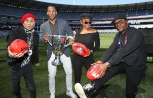 AFL 2018 Media - Virgin Grand Final Entertainment