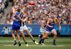 AFL 2018 Toyota AFL Grand Final - West Coast v Collingwood