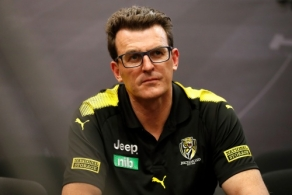 AFL 2018 Media - Richmond Press Conference 081018
