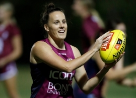 AFLW 2018 Training - Brisbane Lions 191118