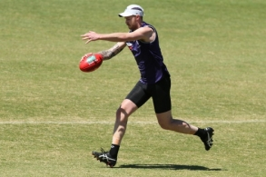 AFL 2018 Training - Fremantle 261118