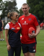 AFL 2018 Training - Melbourne 281118