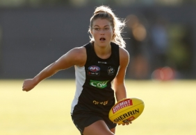 AFLW 2018 Training - Collingwood 281118
