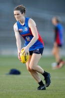 AFLW 2018 Training - Western Bulldogs 281118