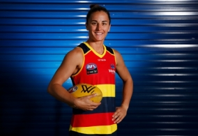 AFLW 2019 Portraits - Adelaide Crows