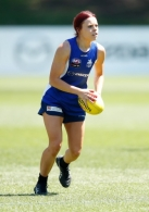 AFLW 2018 Training - North Melbourne 011218