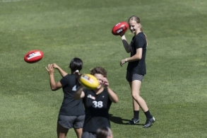 AFLW 2018 Media - NAB AFL Women's Academy 181218