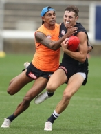 AFL 2018 Training - Carlton 201218
