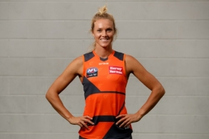 AFLW 2019 Portraits - GWS Giants