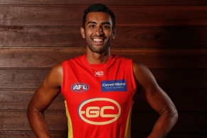 AFL 2019 Portraits - Gold Coast Suns