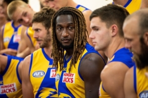 AFL 2019 Media - West Coast Eagles Team Photo Day