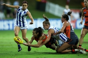 AFLW 2019 Round 02 - GWS v North Melbourne