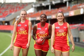 AFLW 2019 Media - Gold Coast Suns Media Opportunity