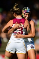 AFLW 2019 Rd 02 - Fremantle v Brisbane