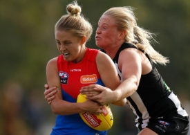 Photographers Choice - AFLW 2019 Rd 02