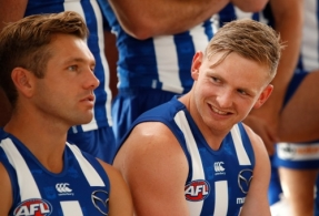 AFL 2019 Media - North Melbourne Team Photo Day