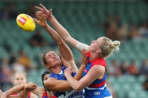 AFLW 2019 Round 03 - North Melbourne v Western Bulldogs