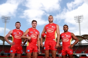 AFL 2019 Media - Gold Coast Suns Media Opportunity 250219