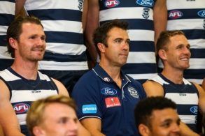 AFL 2019 Media - Geelong Cats Team Photo Day