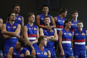 AFL 2019 Media - Western Bulldogs Team Photo Day
