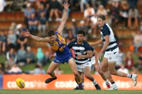 AFL 2019 JLT Community Series - West Coast v Geelong