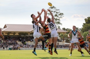 AFL 2019 JLT Community Series - Adelaide v Port Adelaide
