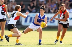 AFL 2019 U18 Girls – Dandenong Stingrays v Eastern Ranges