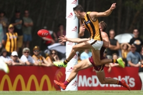 AFL 2019 JLT Community Series - Brisbane v Hawthorn