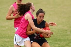 AFL 2019 U18 Girls – Sandringham Dragons v Geelong Falcons