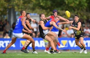 AFL 2019 JLT Community Series - Richmond v Melbourne