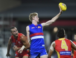 AFL 2019 JLT Community Series - Gold Coast v Western Bulldogs