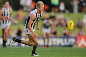 AFL 2019 JLT Community Series - Fremantle v Collingwood